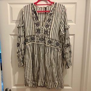 Zara TRF Dress with tags Size XL